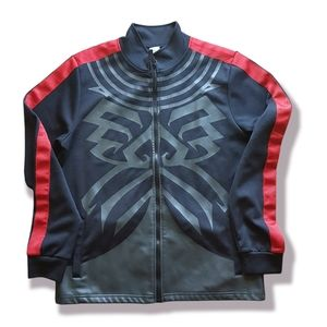 Our Universe Star Wars: The Clone Wars Darth Maul Track Jacket Large black red